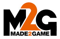 Made2Game logo