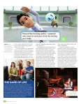 The Brain Game dementia and videogames feature as it appears in issue 127 of 360 Gamer magazine.