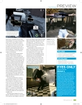 Payday 2 preview as it appears in issue 126 of 360 Gamer magazine.