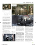 Payday 2 interview as it appears in issue 126 of 360 Gamer magazine.