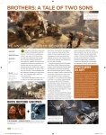 Brothers: A Tale of Two Sons preview as it appears in issue 126 of 360 Gamer magazine.