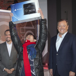 Sony PlayStation 4 US Launch