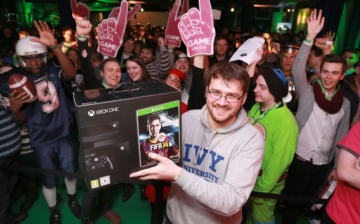 UK Xbox One Launch